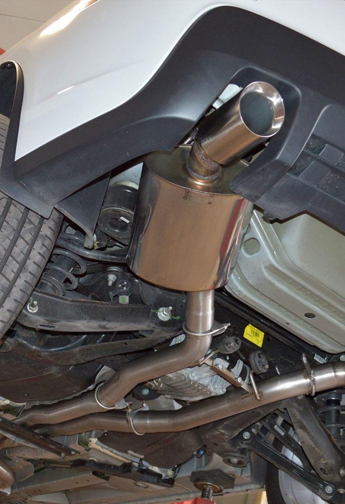Camaro Sportauspuff