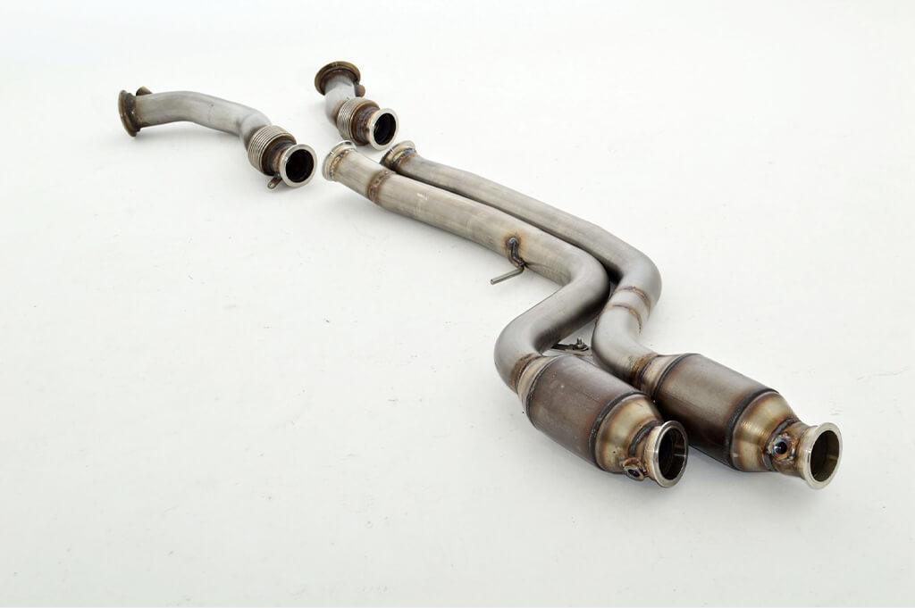 Downpipe für den BMW M4