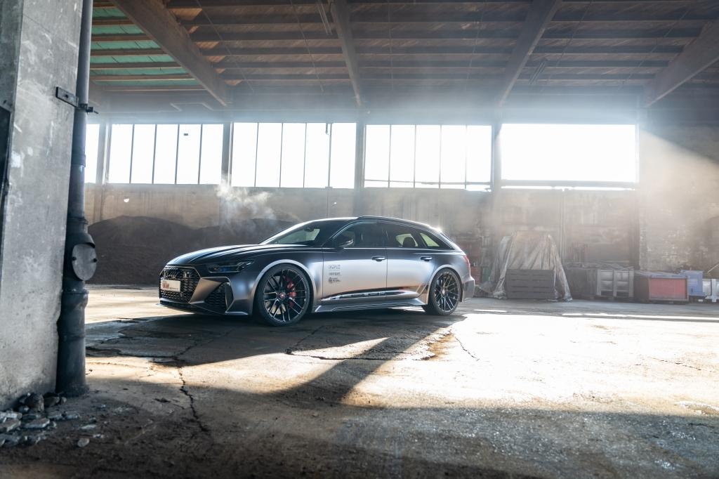 Audi RS6 C8 Tieferlegung